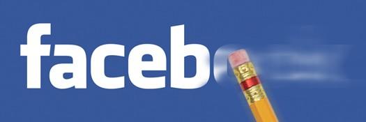 Atualmente deletar o facebook é sinônimo de suicídio social.